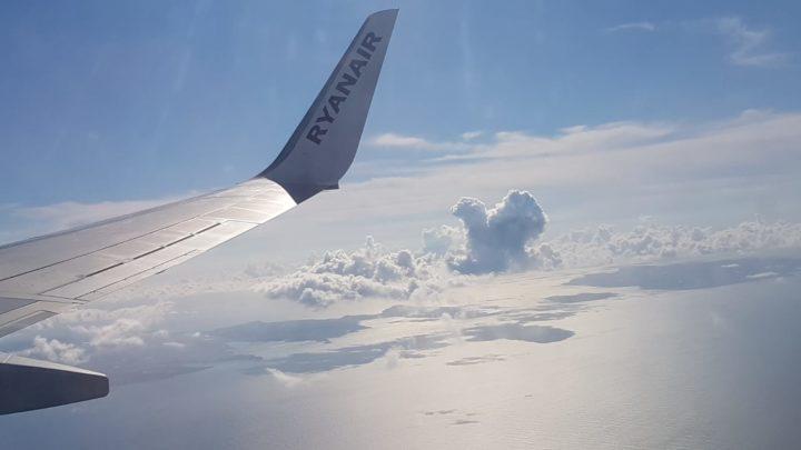 La domenica il giorno migliore per prenotare un volo.
