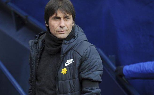 Antonio Conte nuovo allenatore dell' Inter