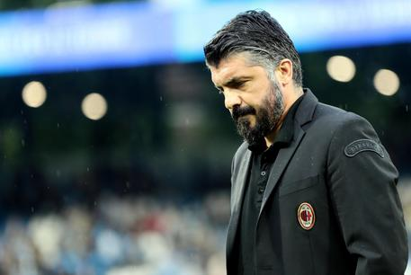Gattuso si dimette.