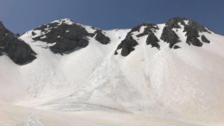 Monte Meta, via della Clessidra