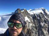 Salita sul monte Rosa, Capanna Margherita 4554m