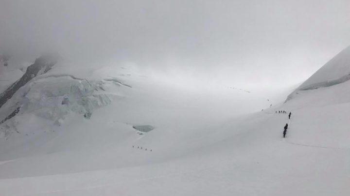 Sicurezza in montagna: la Nebbia